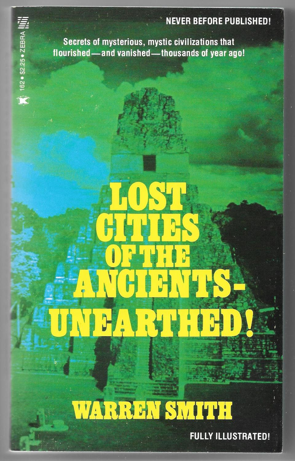 Lost Cities of the Ancients - Unearthed!