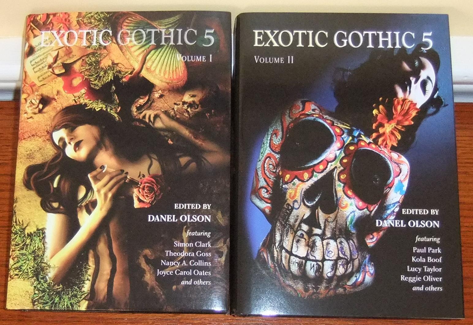 Exotic Gothic 5: Volumes 1 & 2...