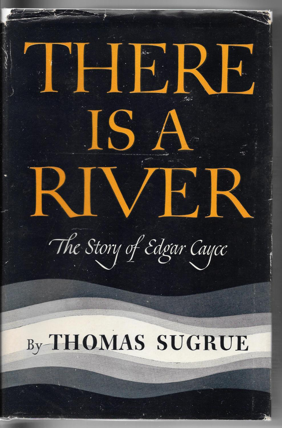 There Is A River Book
