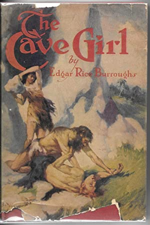 The Cave Girl: Burroughs, Edgar Rice