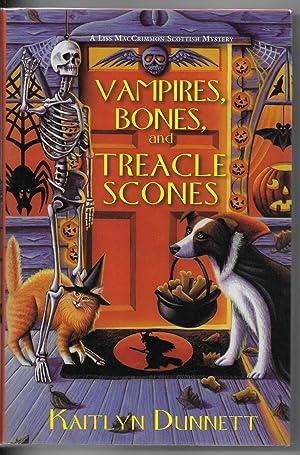 Vampires, Bones, and Treacle Scones: Dunnett, Kaitlyn