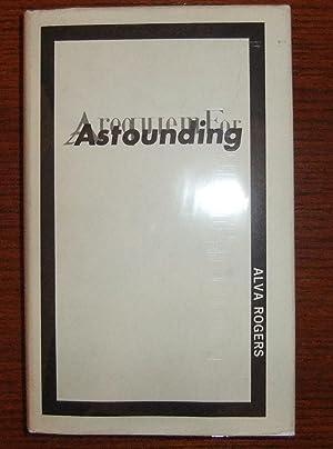 A Requiem For Astounding: Rogers, Alva