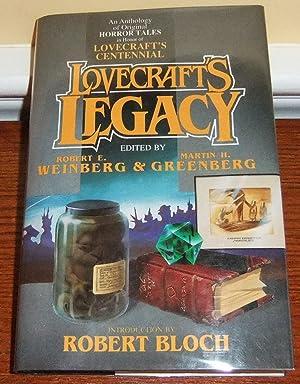 Lovecraft's Legacy: Weinberg, Robert E. & Greenberg, Martin H.; eds.