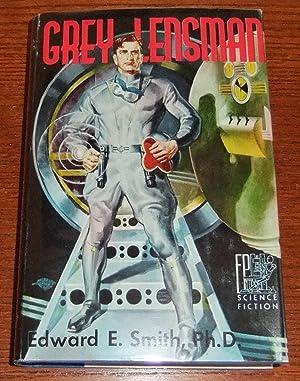 Grey Lensman: Smith, Edward E.
