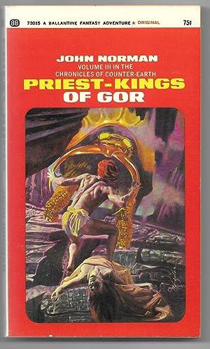 Priest-Kings of Gor: Norman, John