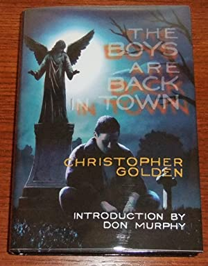 The Boys are Back in Town: Golden, Christopher