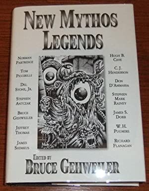 New Mythos Legends: Gehweiler, Bruce; ed.