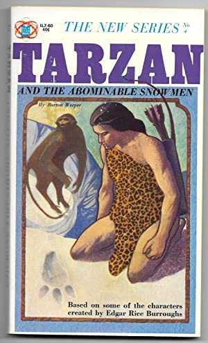 Tarzan and the Abominable Snowmen: Werper, Barton