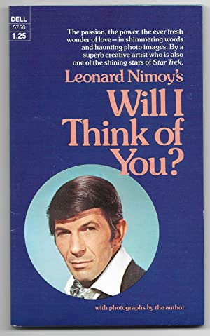 Will I Think of You?: Nimoy, Leonard