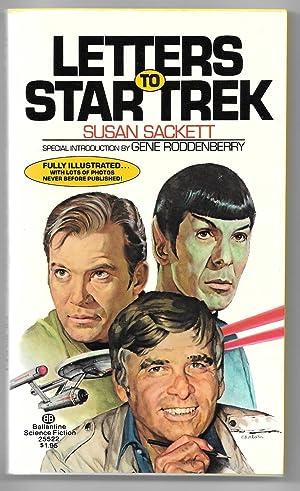 Letters to Star Trek: Sackett, Susan; ed.