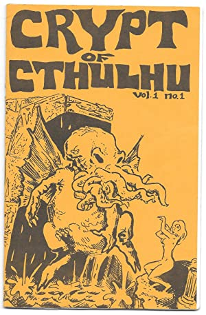 Crypt of Cthulhu: Vol. 1, No. 1: Robert M. Price; ed.