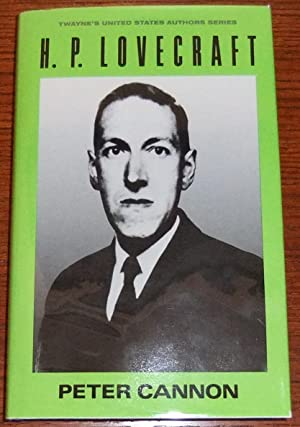 H. P. Lovecraft: Cannon, Peter