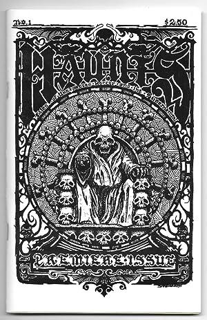 Haunts: Tales of Unexpected Horror and the Supernatural #1: Cherkes, Joseph K.; ed.