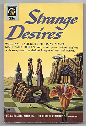 Strange Desires: Shea, J. Vernon; ed.