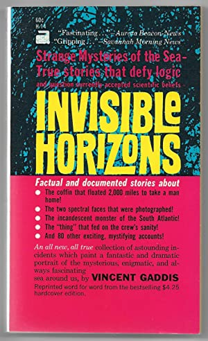 Invisible Horizons: Gaddis, Vincent