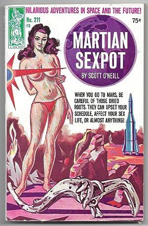 Martian Sexpot: O'Neill, Scott
