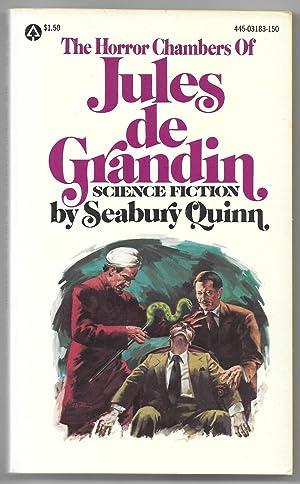 The Horror Chambers of Jules de Grandin: Quinn, Seabury