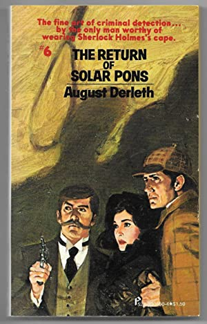 The Return of Solar Pons #6