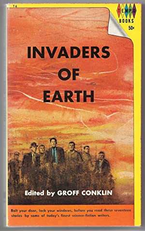 Invaders of Earth: Conklin, Groff; ed.