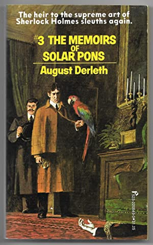 The Memoirs of Solar Pons #3