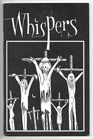 Whispers #3, March 1974