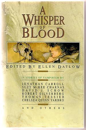 A Whisper of Blood: Datlow, Ellen, ed.
