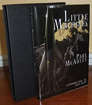 Little Machines: McAuley, Paul J.