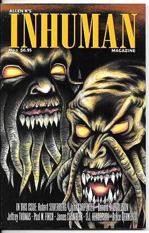Allen K's Inhuman Magazine #1: Koszowski, Allen, Ed.