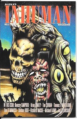 Allen K's Inhuman Magazine #2: Koszowski, Allen, Ed.