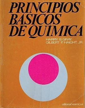 Principios básicos de química: Gray, Harry B;