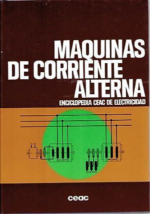 Maquinas de corriente alterna: Ortega Plana, Juan