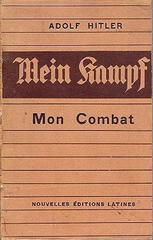 Mon combat (Mein Kampf): Hitler, Adolf