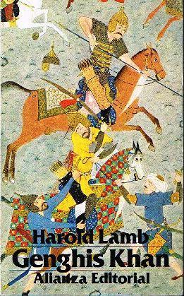 Genghis Khan: Lamb, Harold