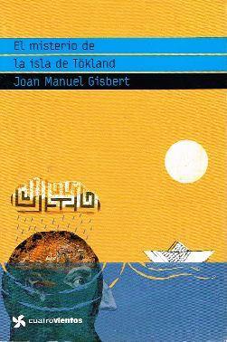 El misterio de la isla de Tökland: Gisbert, Joan Manuel