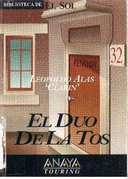El dúo de la tos: Alas ''Clarín'', Leopoldo