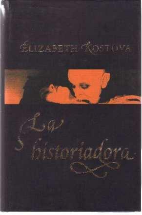 La historiadora: Kostova, Elisabeth
