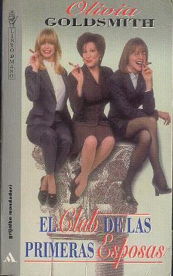 El club de las primeras esposas: Goldsmith, Olivia