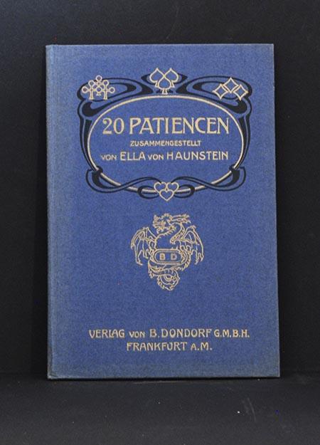 20 Patiencen: Ella von Haunstein