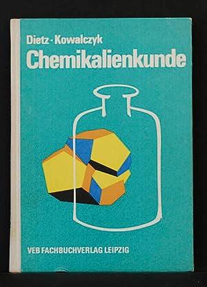 Chemikalienkunde: Hans Dietz, Willi