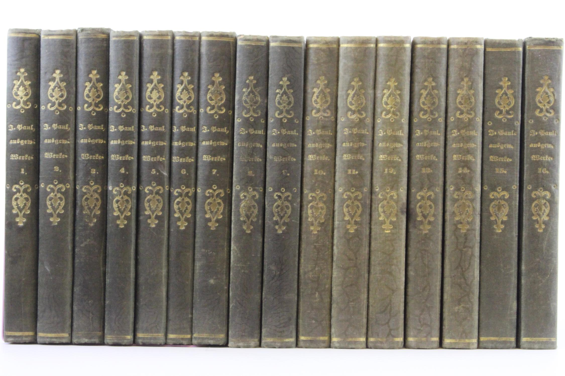 Jean Paul s ausgewählte Werke 1847-1849: Jean Paul