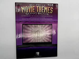 My First Movie Themes Songbook: Songbook für Klavier