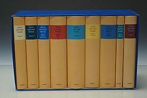 ba6186b2a74c83 erich kästner - werke neun bänden - AbeBooks