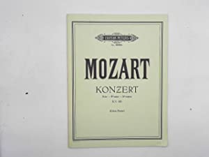 Mozart Konzert A major K.V. 450 (Edition Peters Nr. 3309)