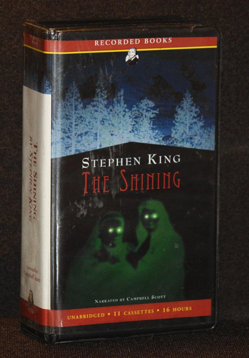 a book report on the shining by stephen king The shining, first published in 1977, is american author stephen king's third novel this supernatural and psychological thriller stars the torrance family this book explores the loneliness of individuals isolated by their inner demons and even by their talents it explores human life on the outer fringes of.