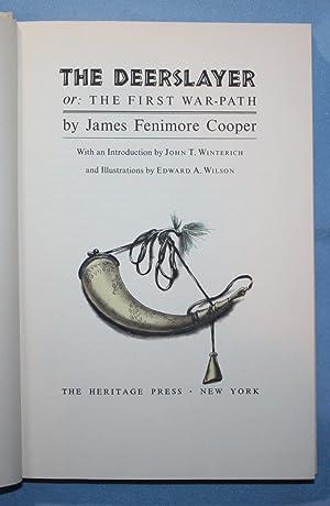 The Deerslayer: James Fenimore Cooper