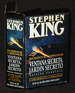 Ventana Secreta, Jardin Secreto (Spanish Audio Version: Stephen King