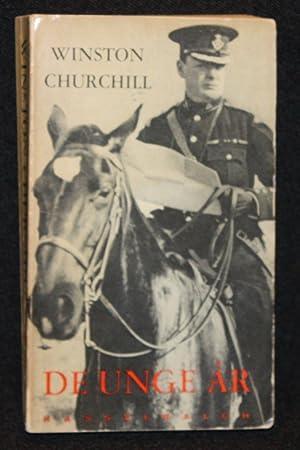 "De Unge År [Danish edition of ""My: Winston S. Churchill"