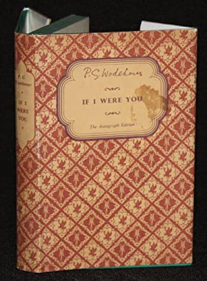 If I Were You: P. G. Wodehouse