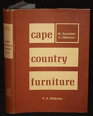 Cape Country Furniture: M. Baraitser &