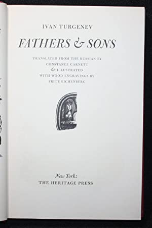 Fathers and Sons: Ivan Turgenev